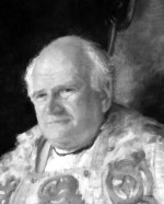 The Lord Archbishop of York, Dr. A. M. Ramsey, 1958