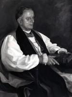 Lord Archbishop of York, Dr Donald Coggan, as Bishop of Bradford, 1961