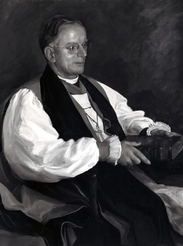 Lord Archbishop of York, Dr. Donald Coggan, 1961