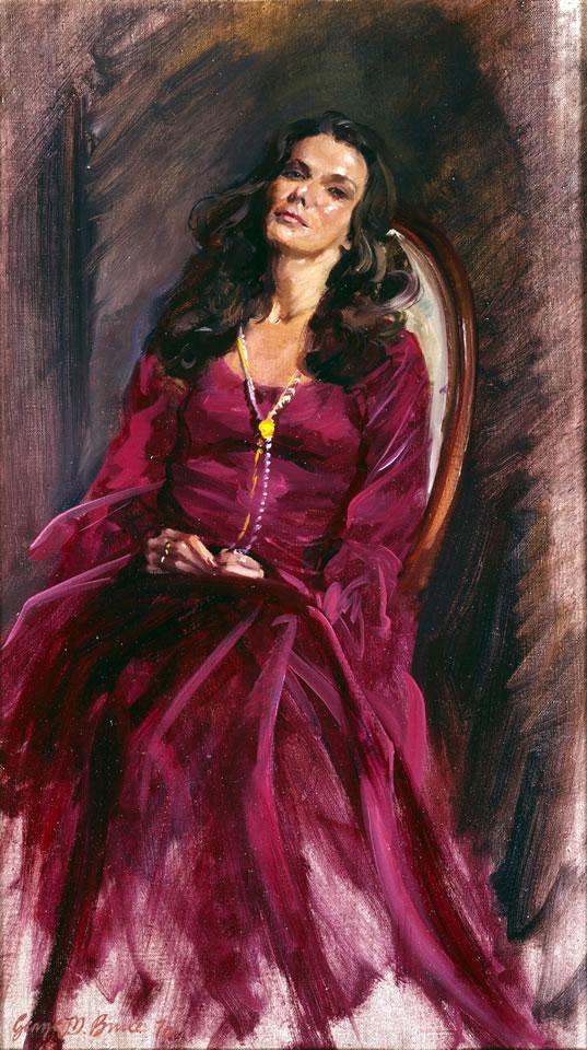 Mrs. Mark Schreiber, 1970