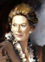 Mrs. Norman Wilson-Smith, 1973 – detail