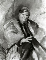 Sir Michael Herries of Spottes, OBE MC LLD, 1975 – work in progress