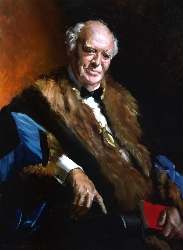 Lawrence William Robson, FCA, FCMA, 1979