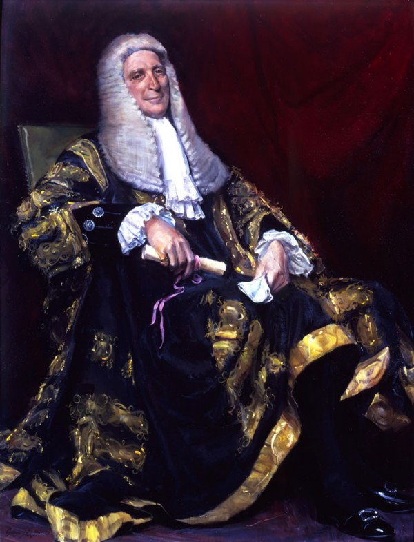 George Thomas, M.P. Speaker, House of Commons, 1979