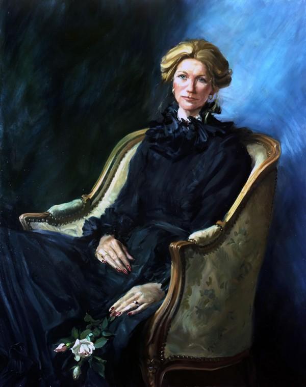 Mrs. Campbell Douglas, 1982