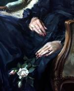 Mrs. Campbell Douglas, 1982 - detail