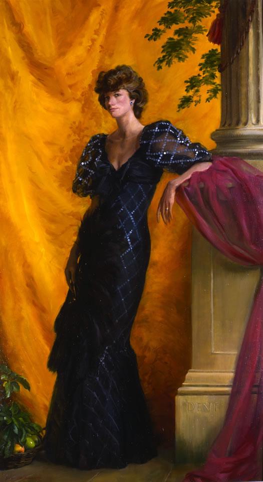 Mrs. Charles Dent, 1992