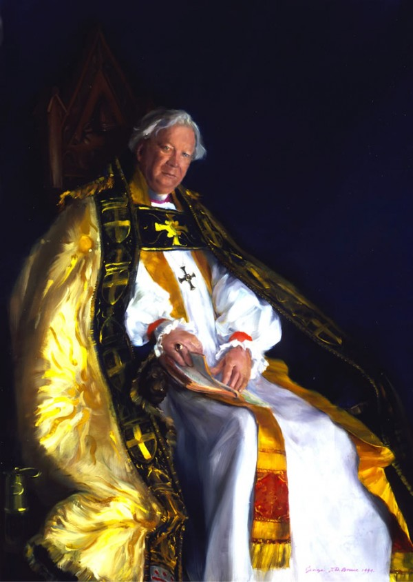 David Edward Jenkins, D.D. Lord Bishop of Durham, 1994