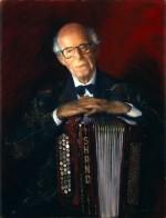 Jimmy Shand Esq, MBE, 1995