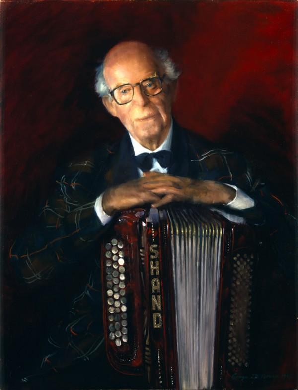 Jimmy Shand Esq., M.B.E., 1995