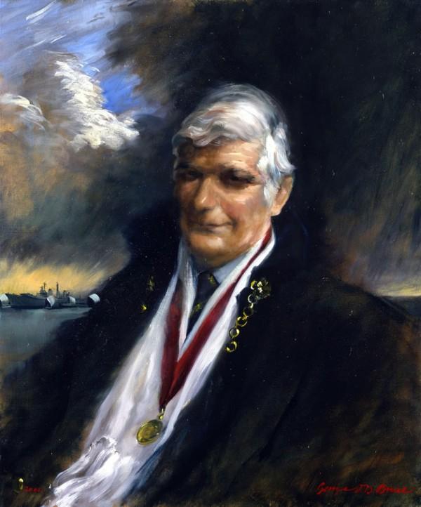 Admiral M. Harris, 2001