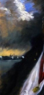 Admiral M. Harris, 2001 – detail