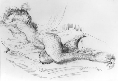 Female Nude, 1984