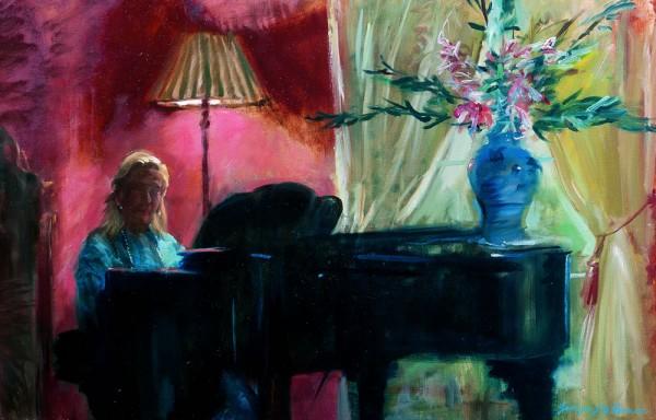 11. Muffin's Piano, 2002