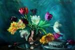 30. Parrot Tulips