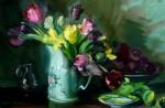 41. Aldene's Favourite Tulip Jug